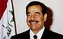 Saddam Hoessein - WorldExplorer Saddam Hoessein